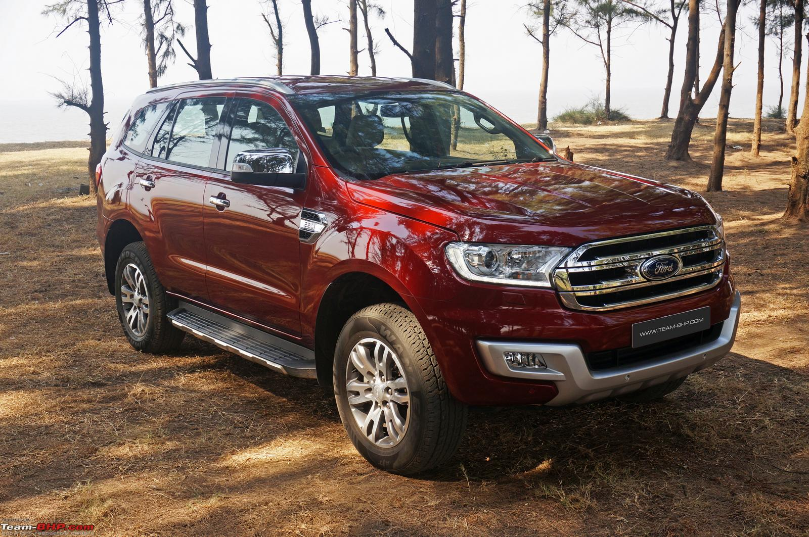 ford endeavour official review teambhp