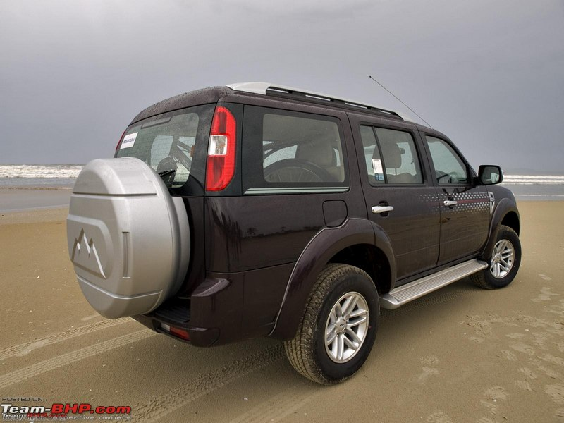 Ford Endeavour Official Review