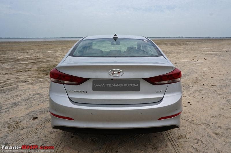 Hyundai Elantra : Official Review - Team-BHP