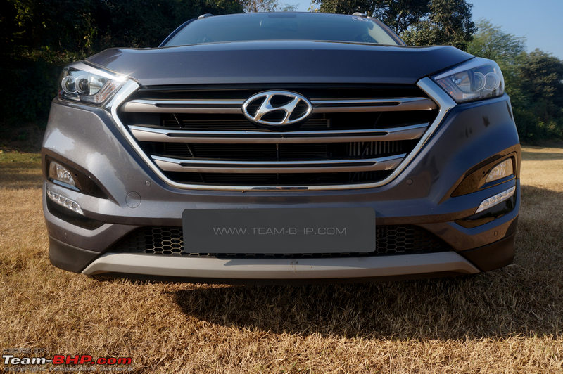 Hyundai Tucson : Official Review - Team-BHP