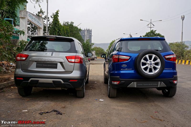 However In India We Love The Butch Suv Look It Gave To The Ecosport And It Surely Was A Standout Feature Were Glad Its Retained For India