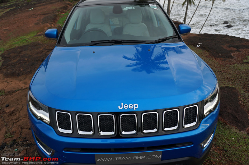 Jeep Compass : Official Review - Team-BHP