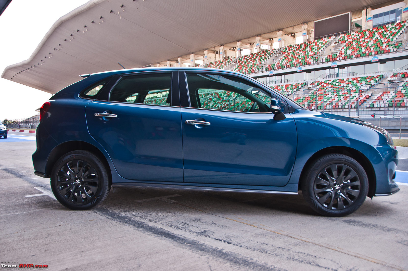 Maruti Baleno RS : Official Review