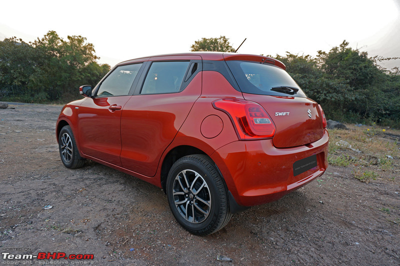 Maruti Swift : Official Review - Team-BHP