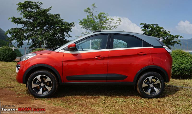 Tata Nexon : Official Review - Team-BHP on