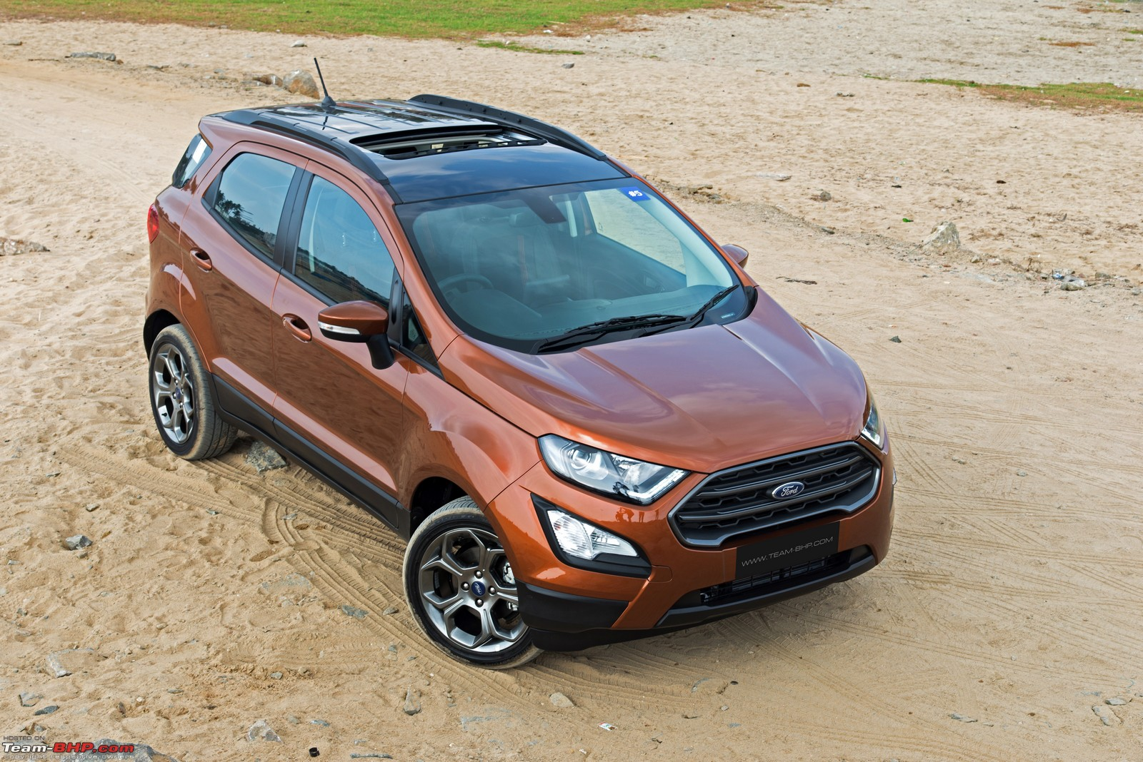 Ford EcoSport S (1 0L EcoBoost) : Official Review - Team-BHP
