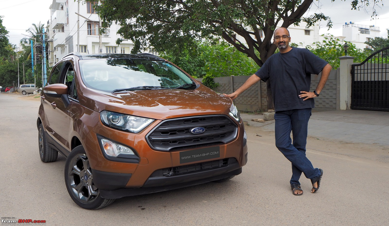 Since The Ford Ecosport Has Already Been Reviewed By Team Bhp This Report Will Only Focus On Changes Made To The New Ecoboost S Variant