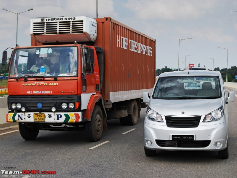Ashok Leyland Stile Official Review Team Bhp