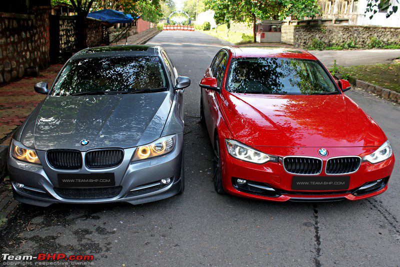 BMW D I Official Review TeamBHP - Bmw 3 series 2011 price