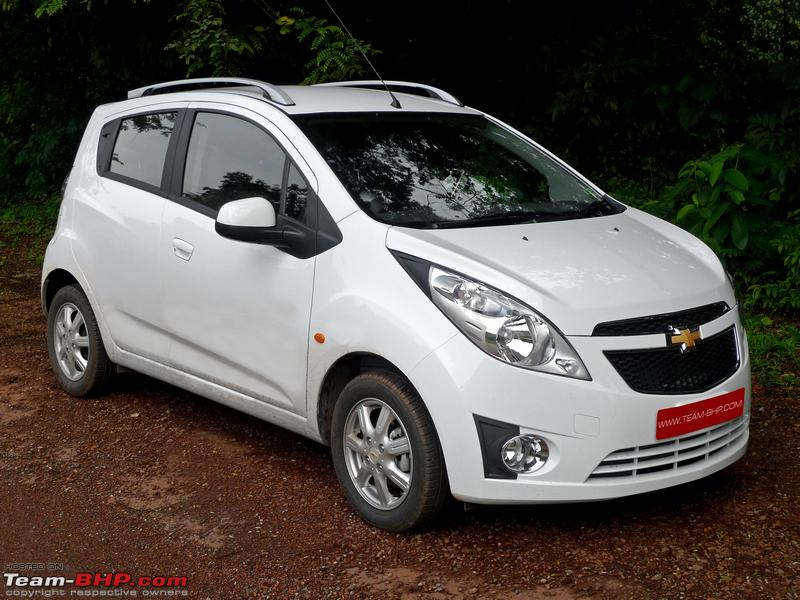 Chevrolet Beat TCDI Diesel : Test Drive & Review - Team-BHP