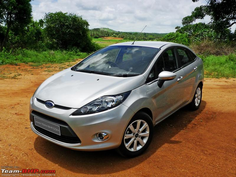 Ford Fiesta : Test Drive & Review - Team-BHP