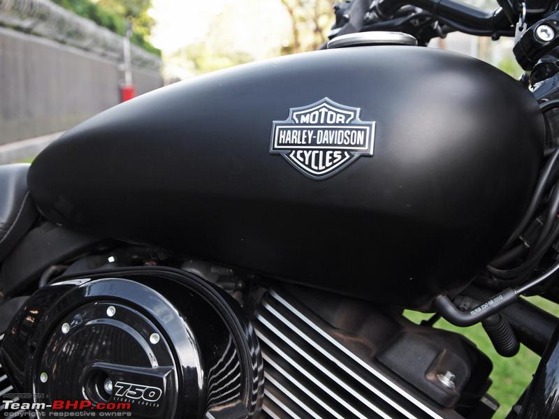Harley-Davidson Street 750 : Official Review - Team-BHP