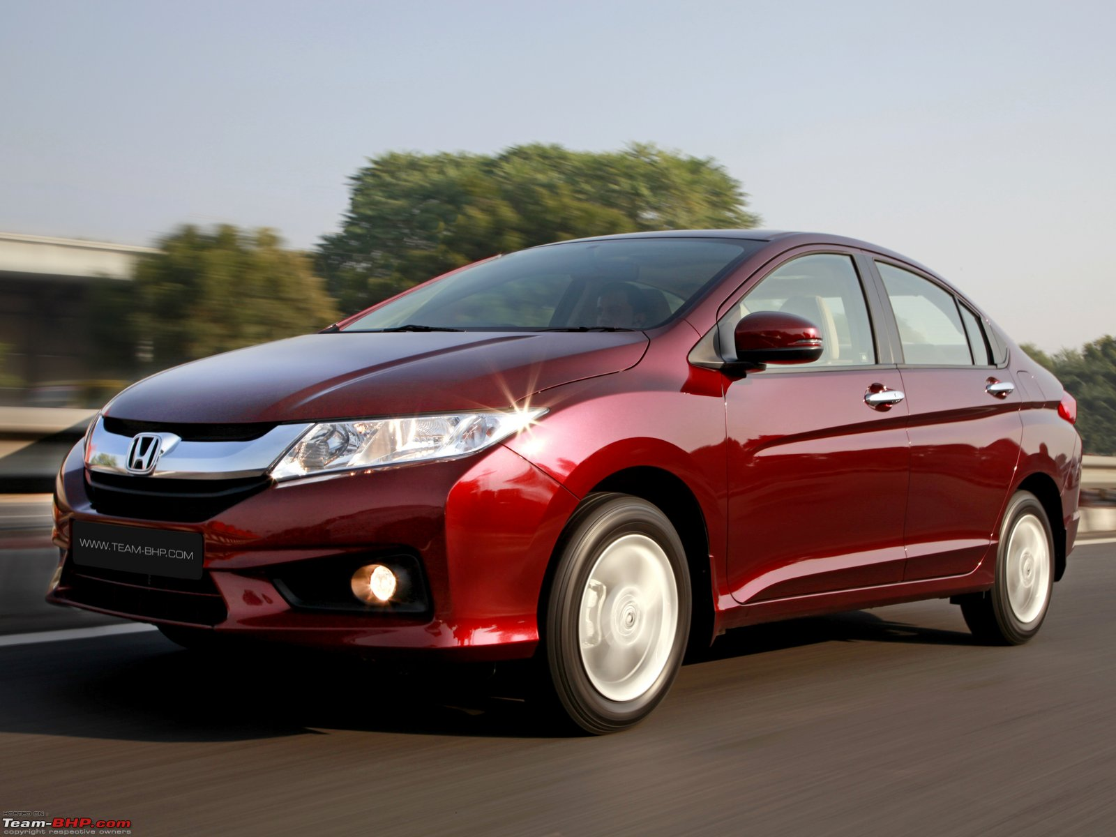 Honda City : Official Review