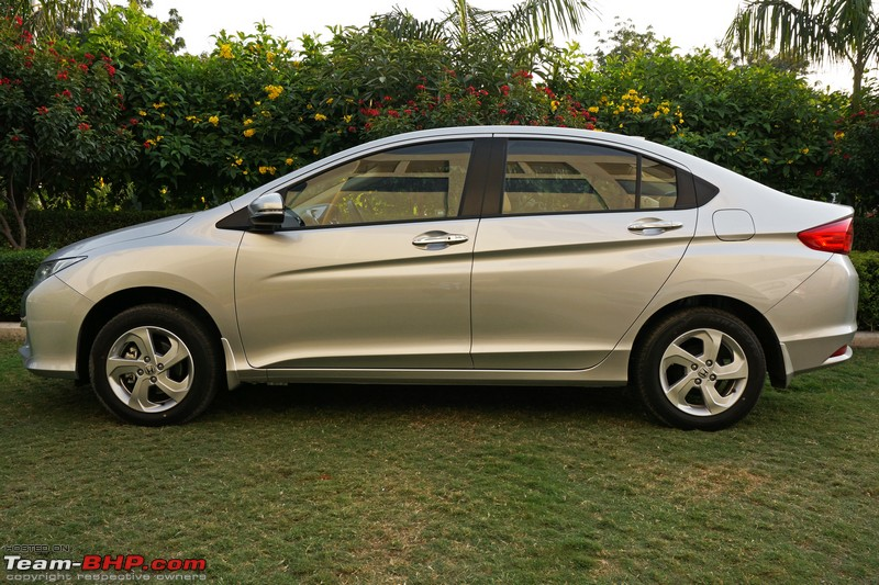 Honda City Official Review Team Bhp