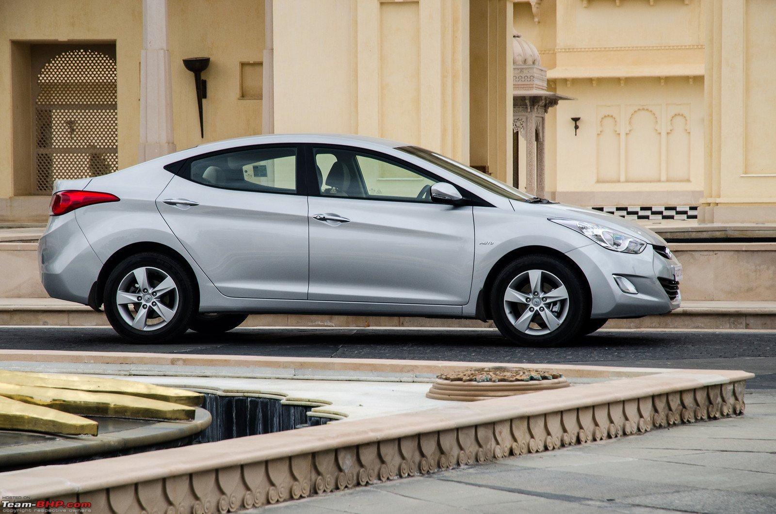Driven: 5th-gen Hyundai Elantra - Team-BHP