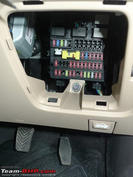 Hyundai I10 Fuse Box Location