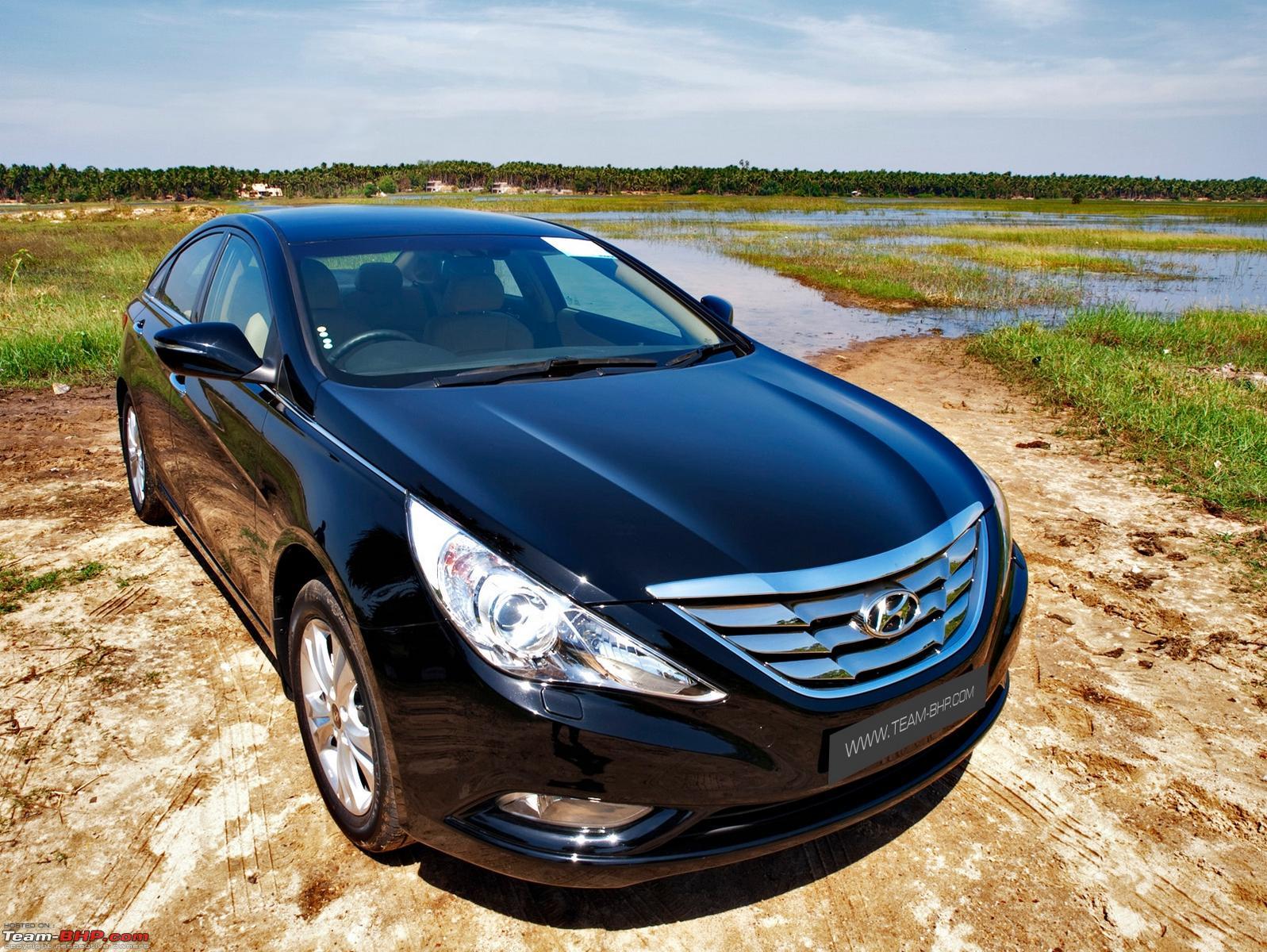 Hyundai Sonata: Engine startstop button position