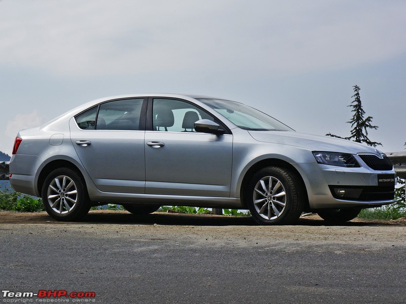 skoda octavia : official review - team-bhp