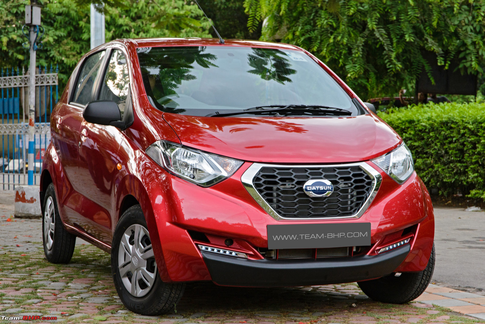 Datsun Redi-GO : Official Review - Team-BHP