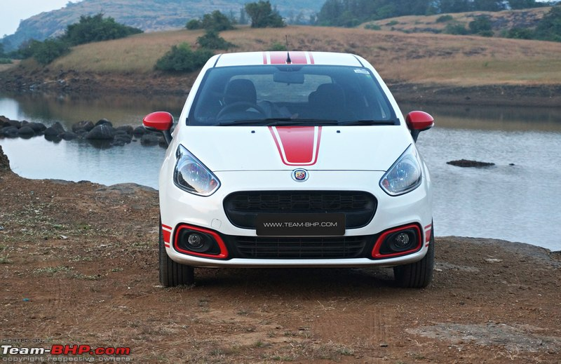Fiat Abarth Punto : Official Review - Team-BHP