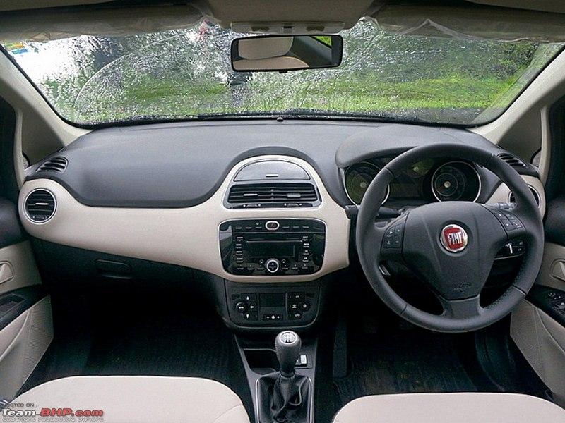 2014 Fiat Punto Evo : A Close Look - Team-BHP