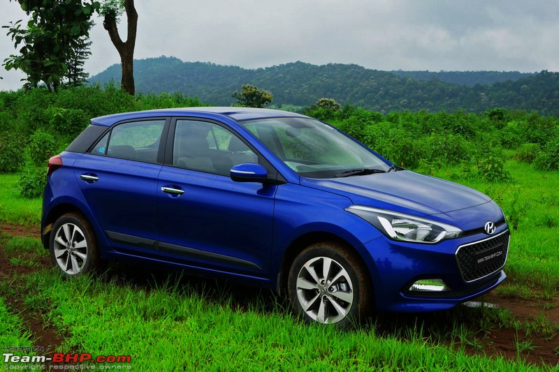 Hyundai Elite I20 Official Review Team Bhp