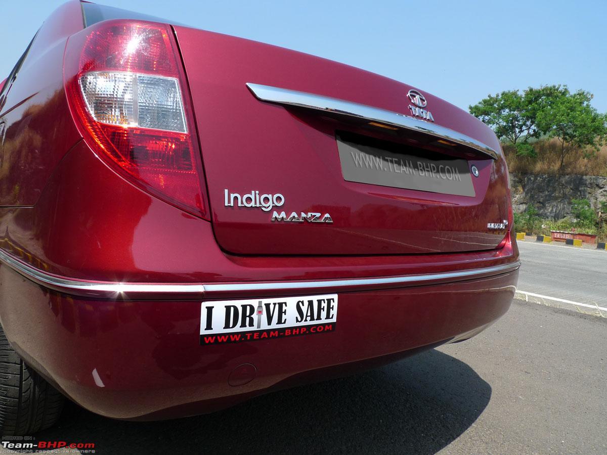 Tata Indigo Manza : Test Drive & Review - Team-BHP