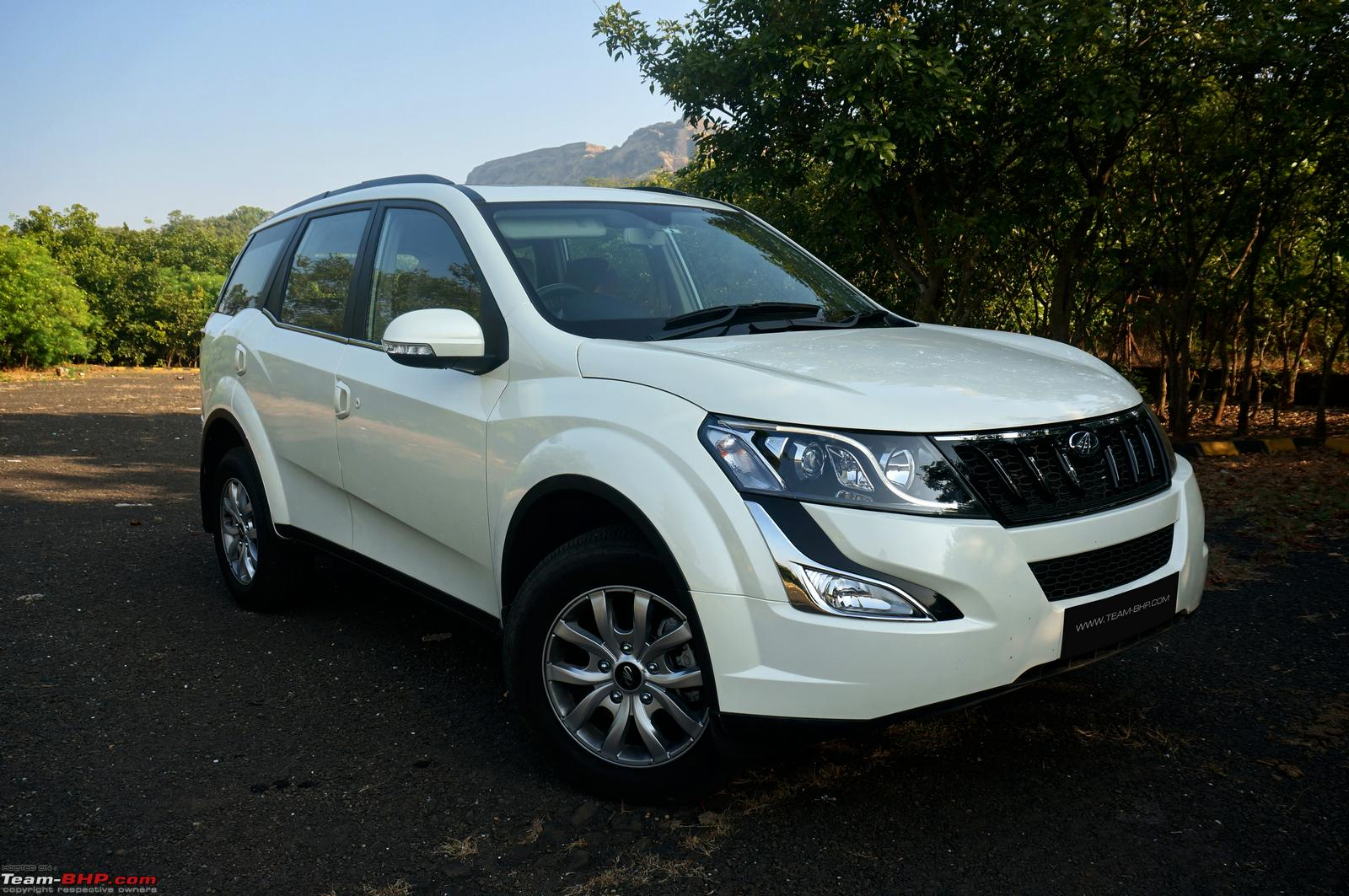 Image gallery mahindra xuv500 for Xuv 500 exterior modified