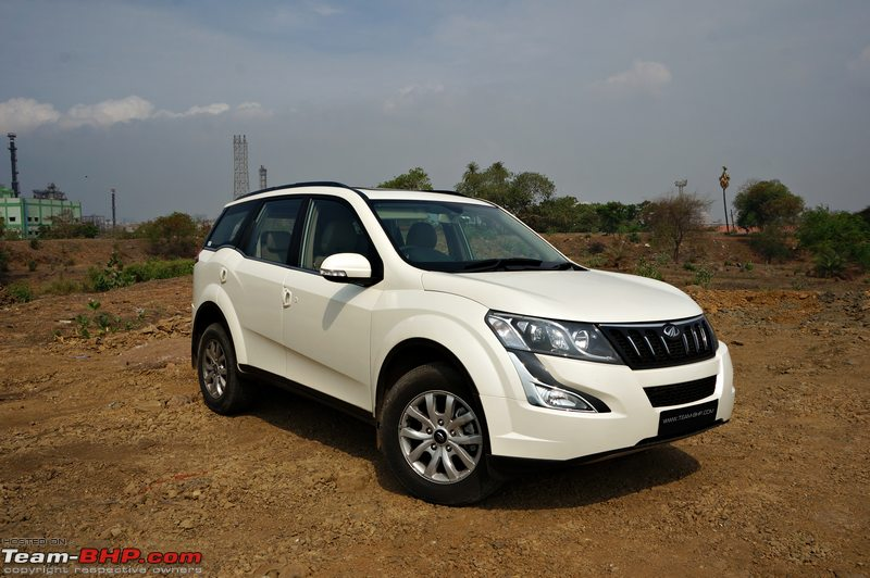 2015 Mahindra Xuv500 Facelift Official Review Team Bhp