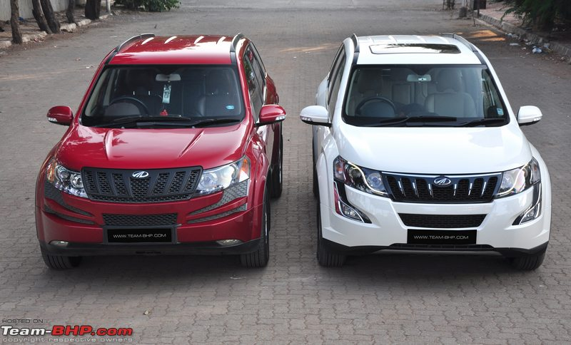 Mahindra Facelift Official Review Team Bhp