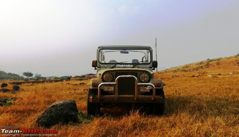 Mahindra thar test drive review team bhp altavistaventures Images