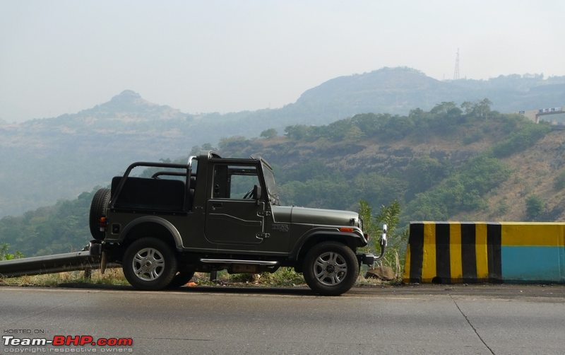 Mahindra thar test drive review team bhp the experience of buying owning a brand new jeep is something not many of us can relate to though a lot of bhpians have threads on building one altavistaventures Images