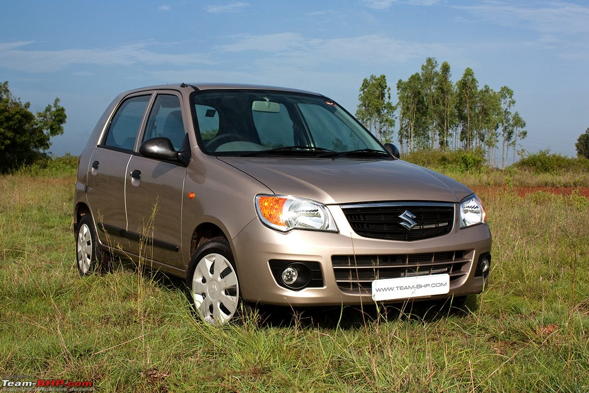 2010 Maruti Alto K10 : Review - Team-BHP