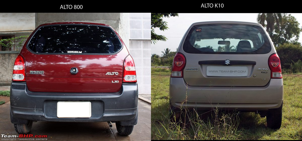 Modified maruti alto pictures for Alto car decoration