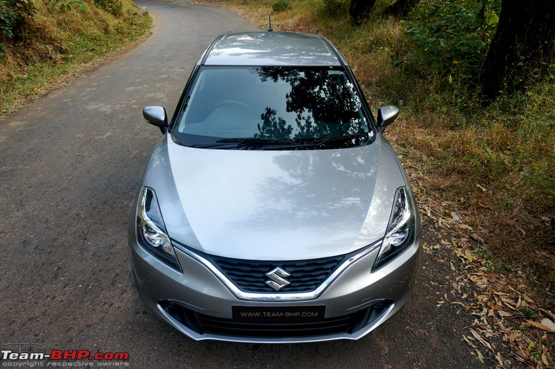 Maruti Baleno Official Review Team Bhp