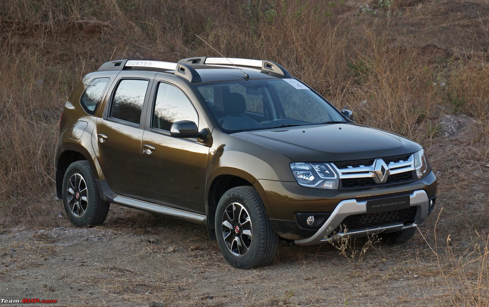 2016 renault duster facelift amt automatic official review team bhp. Black Bedroom Furniture Sets. Home Design Ideas
