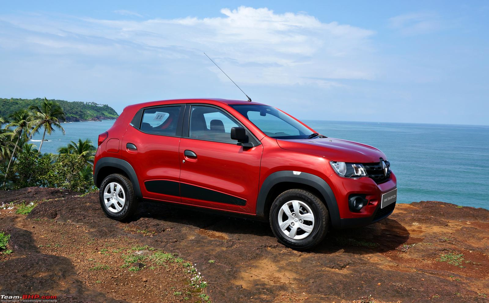 Budget hatchback war: Renault Kwid vs the others - Team-BHP