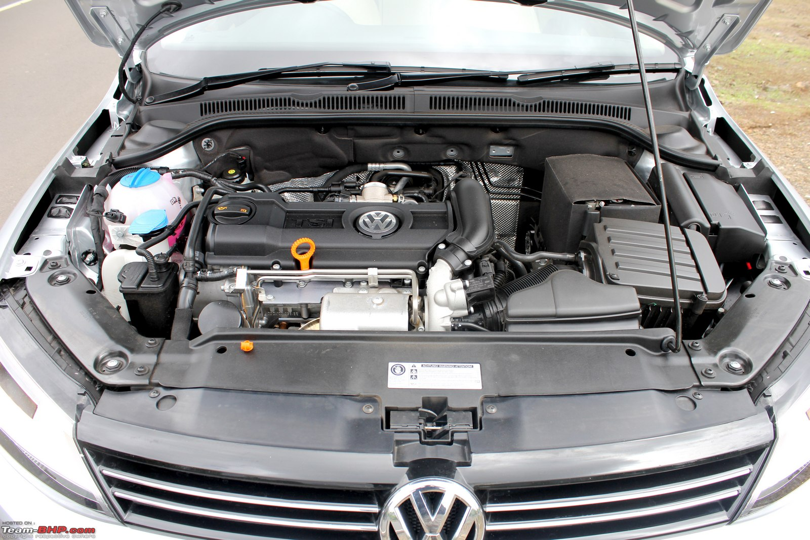 Volkswagen Jetta 1 4 Tsi Official Review Team Bhp