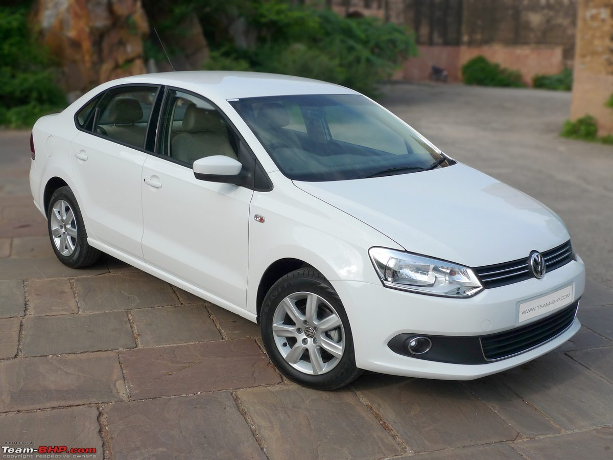 volkswagen vento test drive review team bhp
