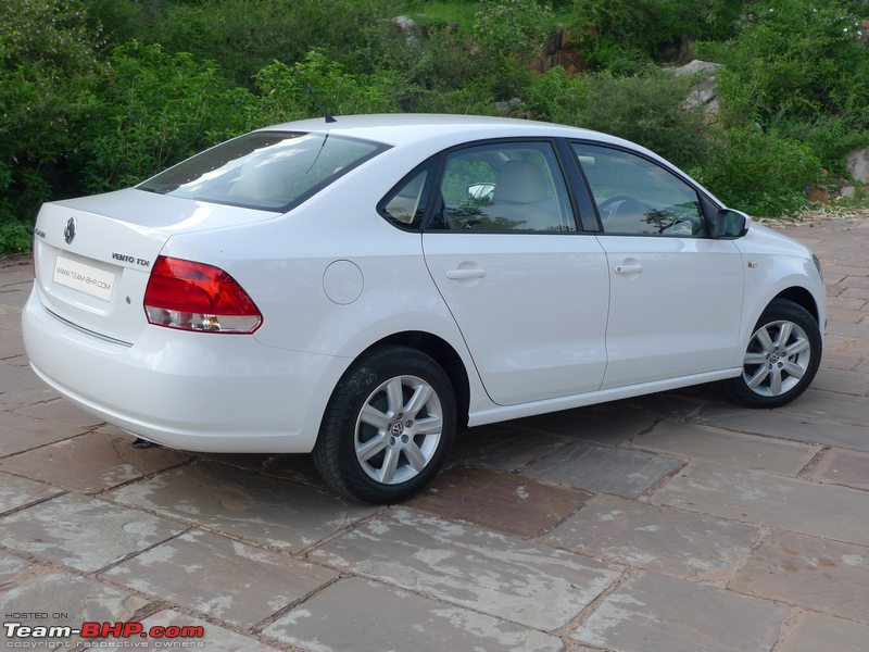 Volkswagen Vento : Test Drive & Review - Team-BHP