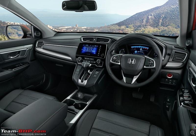 Honda CR-V @ Auto Expo 2018-crvdesigndash2x2.jpg