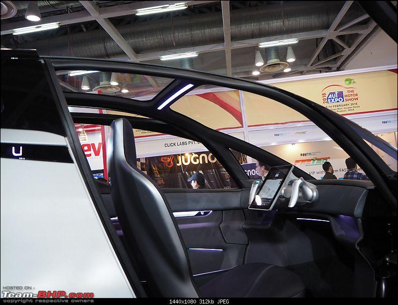Uniti One Electric Cars @ Auto Expo 2018-14.jpg
