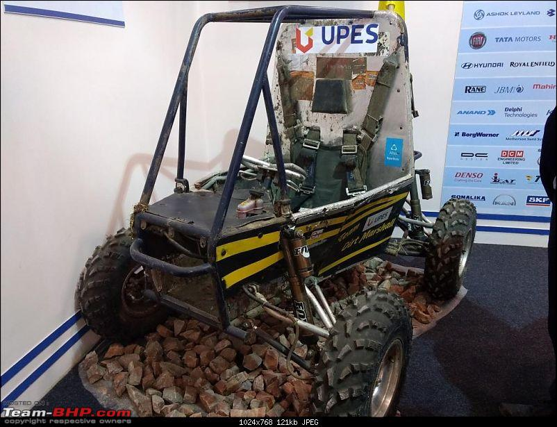 Student Projects @ Auto Expo 2018-upescar.jpg