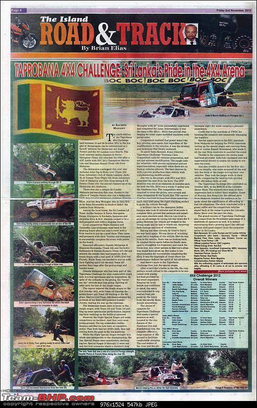 Taprobana 4x4 Challenge 2012 (Rain Forest Challenge' Srilanka)-islandpaper.jpg