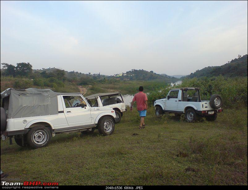 Bangalore 4x4 offroad - 1st March (Sunday) -- Savandurga Trail-dsc01402.jpg