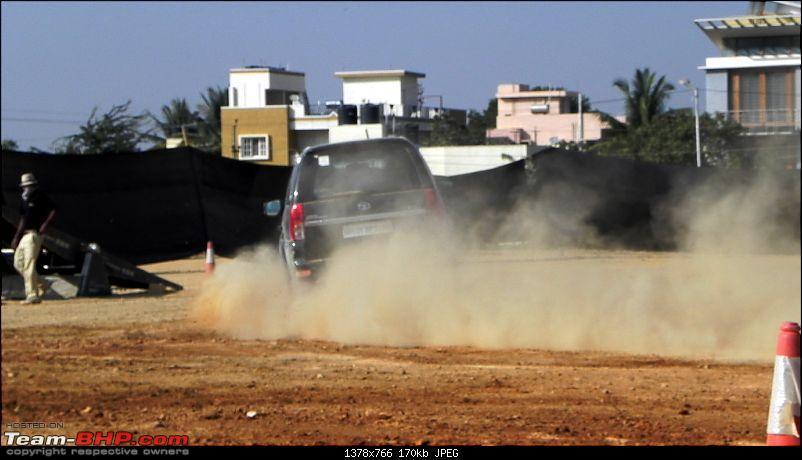 Experience the Tata Safari Storme : Terra Pod event @ Gurgaon: EDIT: Now in Bangalore-drift1.jpg