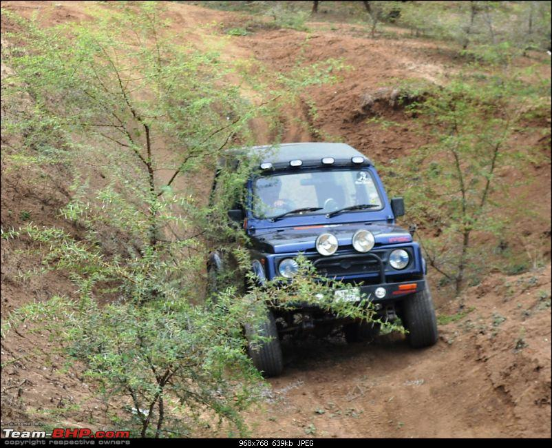 Bidaraguppe: Newbie Offroading Session on 19th May, 2013-dsc_0499.jpg
