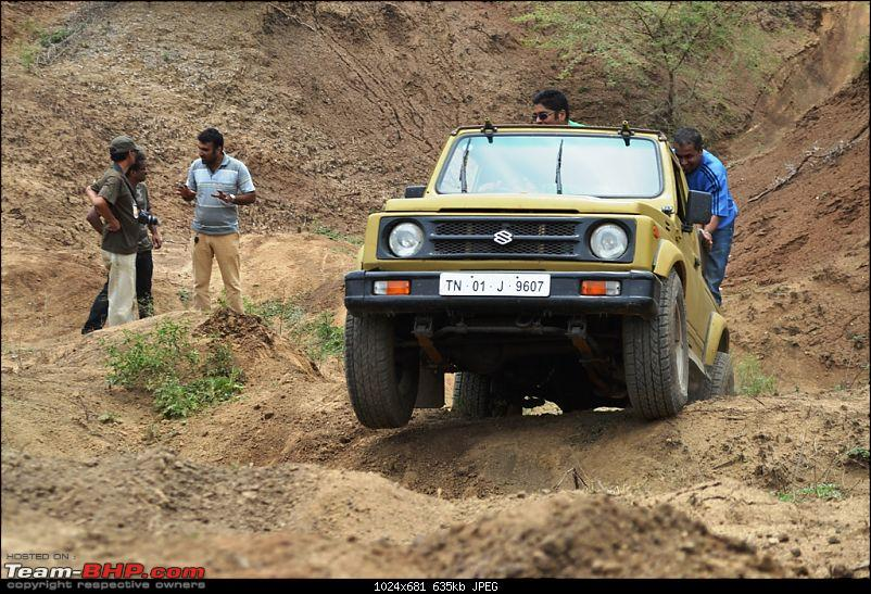 Bidaraguppe: Newbie Offroading Session on 19th May, 2013-dsc_0591.jpg