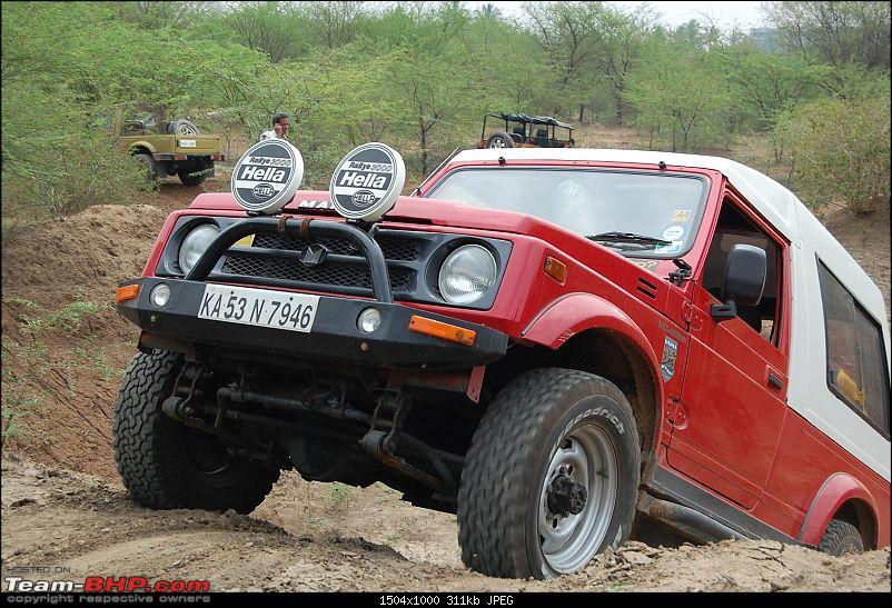 Bidaraguppe: Newbie Offroading Session on 19th May, 2013-dsc_5814.jpg