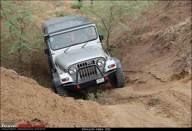 Bidaraguppe: Newbie Offroading Session on 19th May, 2013-dsc_5837.jpg